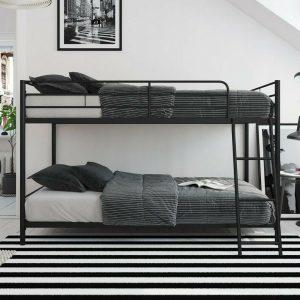 Giường sắt tầng home stay bậc thang rời cho đẹpvới đa dạng kích thước sẽ làm cho không gian phòng ngủ của bạn sẽ sang trọng và tiện nghi hơn. Bạn có thể thoải mái ngả lưng trên chiếc giường sang trọng mang lại cho bạn giấc ngủ sâu và thoải mái. Chiếc giường rất phù hợp với không gian ký túc xá và khu công nghiệp.