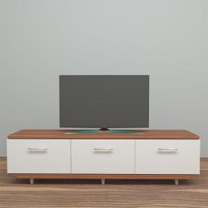 Kệ tiviModultiện dụng sang trọng phù hợp với nhiều không gian lớn nhỏ khác nhau. Thiết kế 3 ngăn kéo tiện dụng với các đường nét cách điệu mang lại sự tinh tế cho sản phẩm.