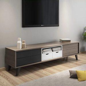 Mẫukệ tivi phòng khách mang phong cách hiện đạisẽ là một điểm nhấn đầy thu hút bên trong không gian sống gia đình. Không chỉ mang đến một góc đặt tivi bên trong phòng khách,kệ tivi phòng kháchcòn cung cấp cho người dùng một không gian lưu trữ vô cùng tiện d