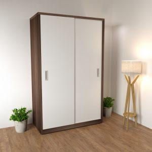 Tủ quần áo cánh lùalà dòng tủ quần áo thiết kế cánh lùa mở ngang giúp tiết kiệm diện tích và không gian, được thiết kế với màu sắc hiện đại trang nhã sẽ làm đẹp căn phòng của bạn.