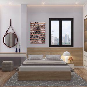 Combo nội thất phòng ngủ BPN-01
